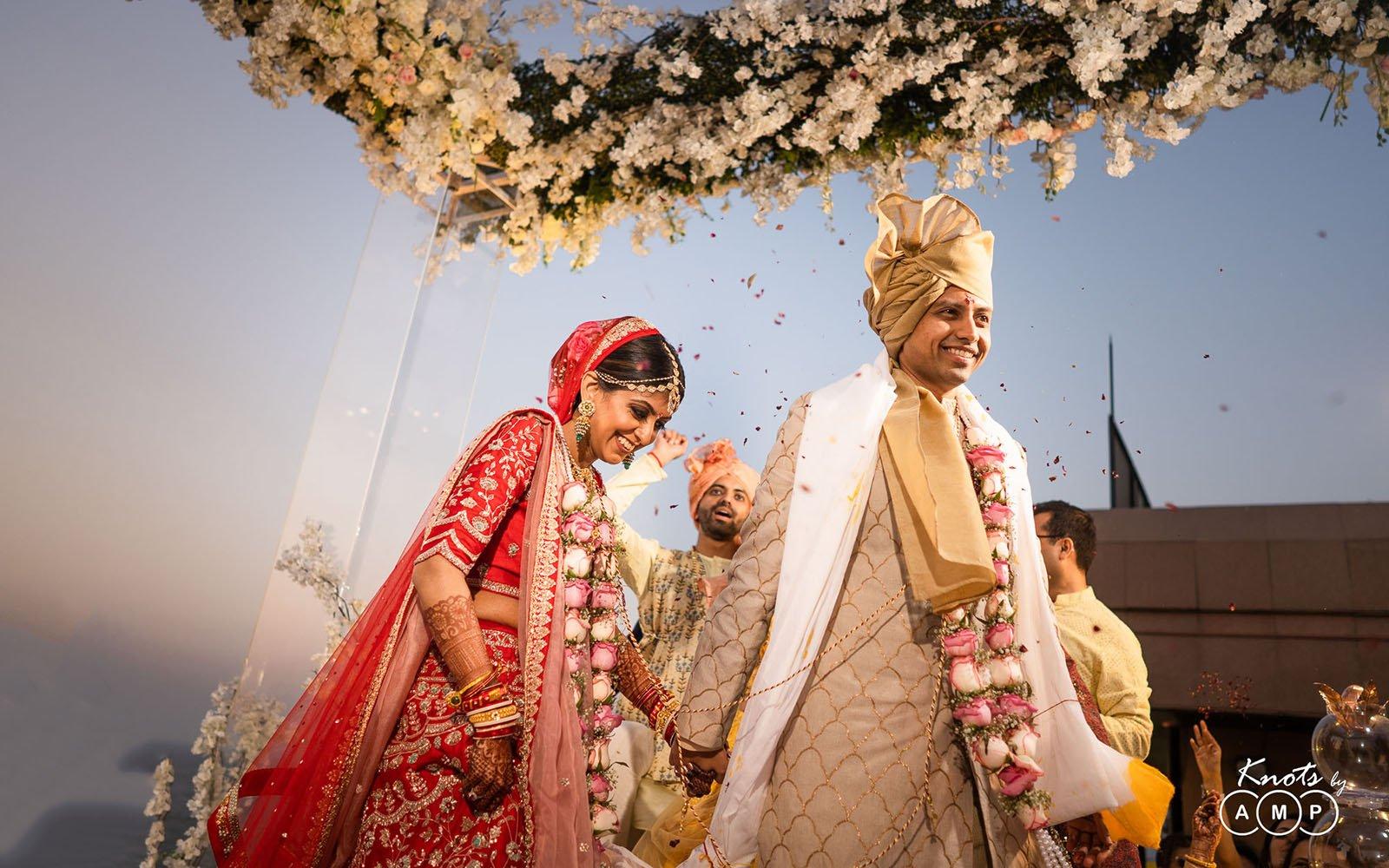 Wedding at Taj Lands end Bandra
